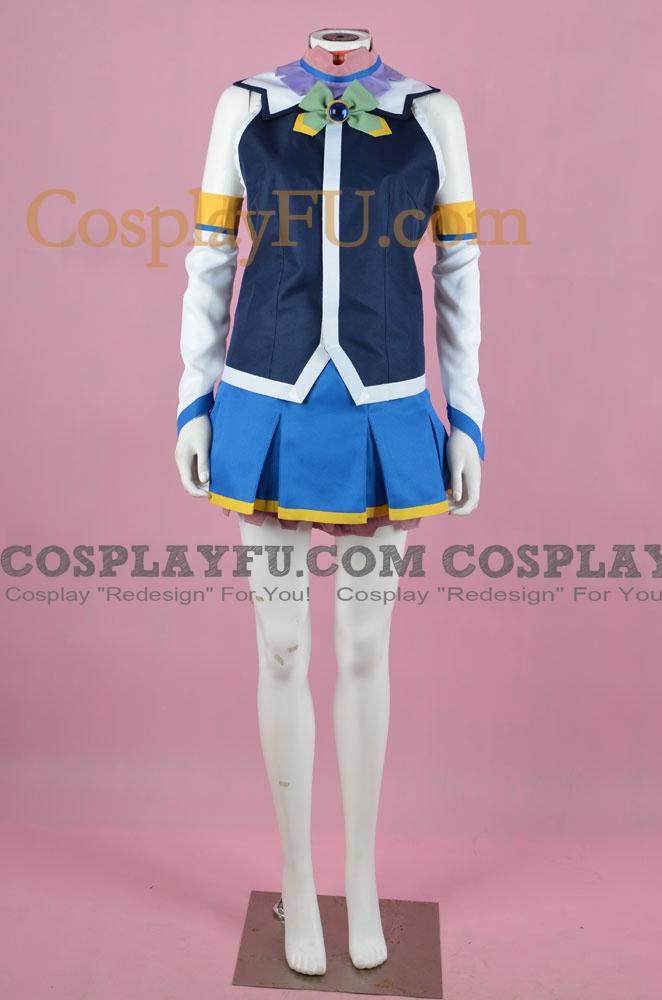 Aqua Cosplay Costume from Kono Subarashii Sekai ni Shukufuku o