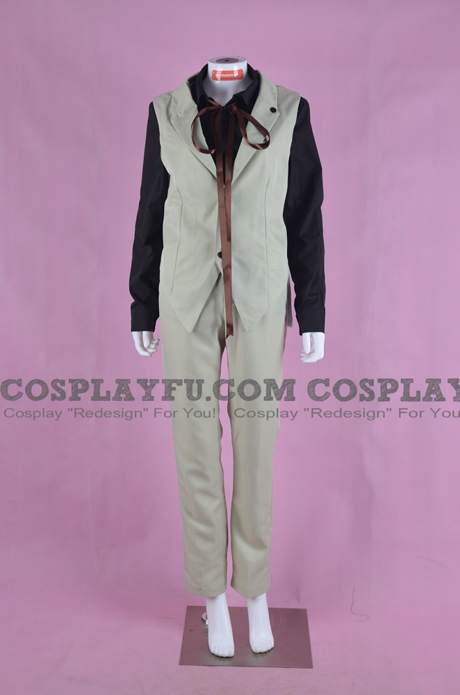 Doppo Cosplay Costume from Bungou Stray Dogs