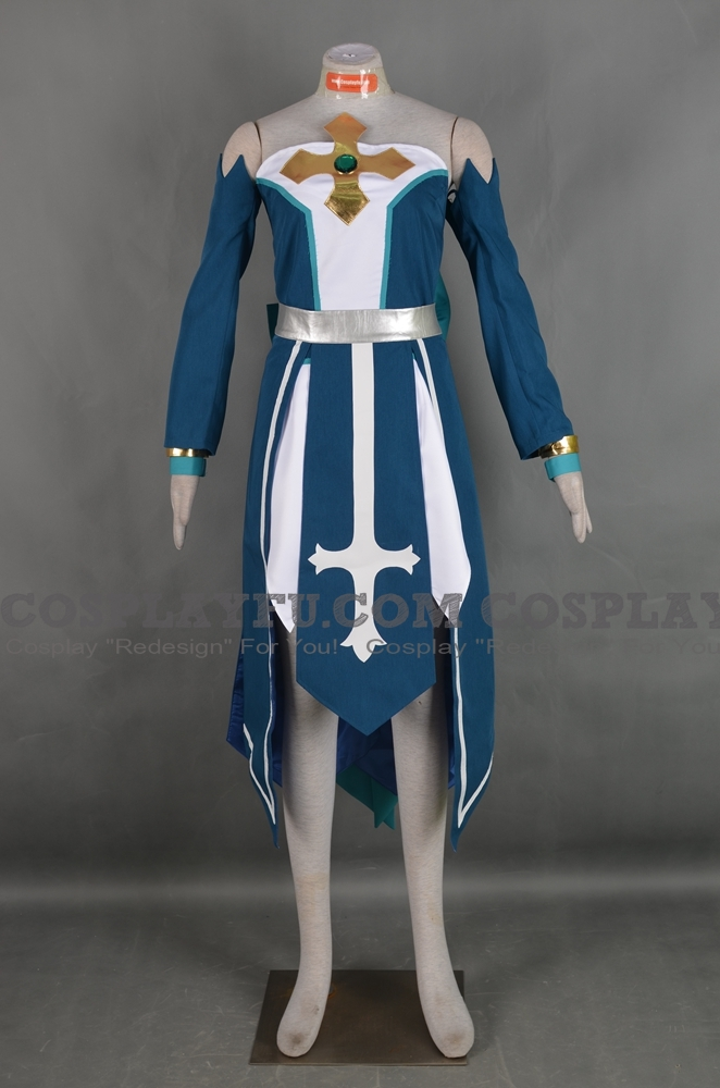 Lime Cosplay Costume (2nd) from Grand Chase
