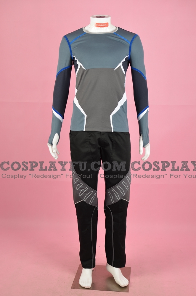 Quicksilver Cosplay Costume from Avengers Age of Ultron
