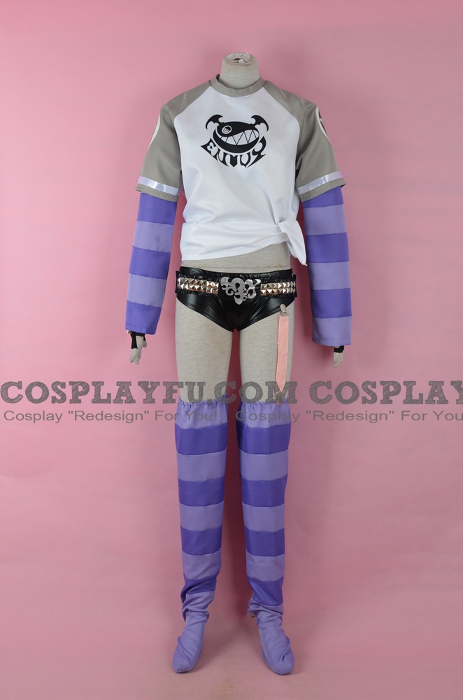 Leviathan Cosplay Costume from The Seven Deadly Sins