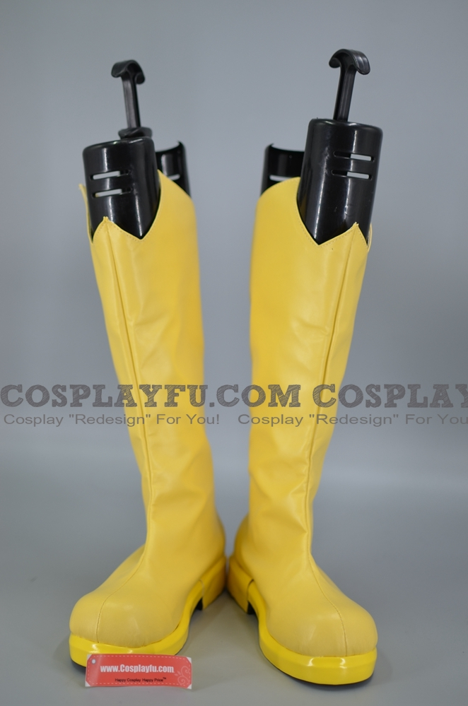 Wasp Shoes (B615) from Marvel Disk Wars: The Avengers
