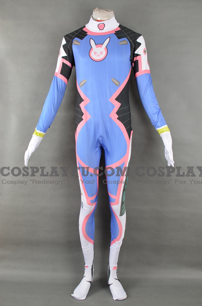 D.Va Costume form Overwatch