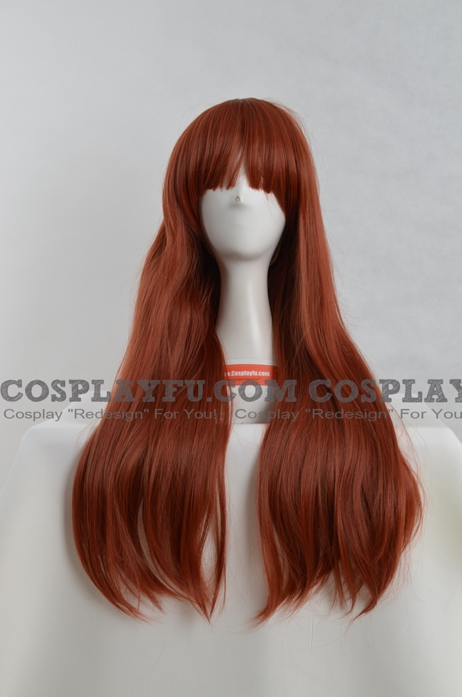 Mix Color Wig (Medium,Straight,M18)