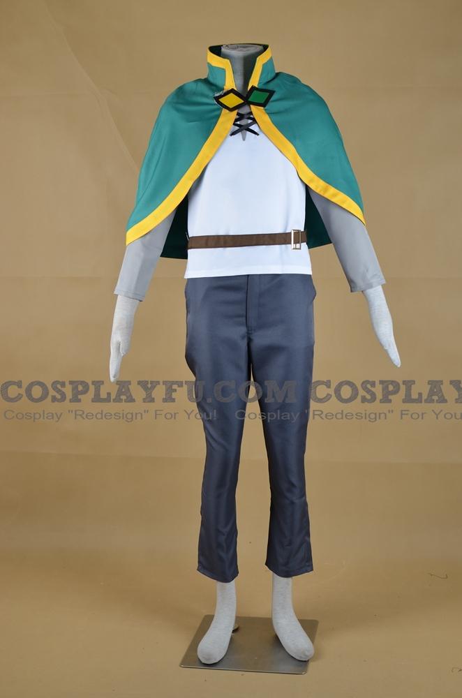 Kazuma Cosplay Costume from Kono Subarashii Sekai ni Shukufuku o!