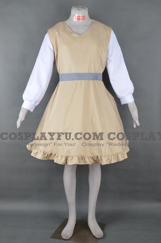 Komugi Cosplay Costume from Hunter x Hunter