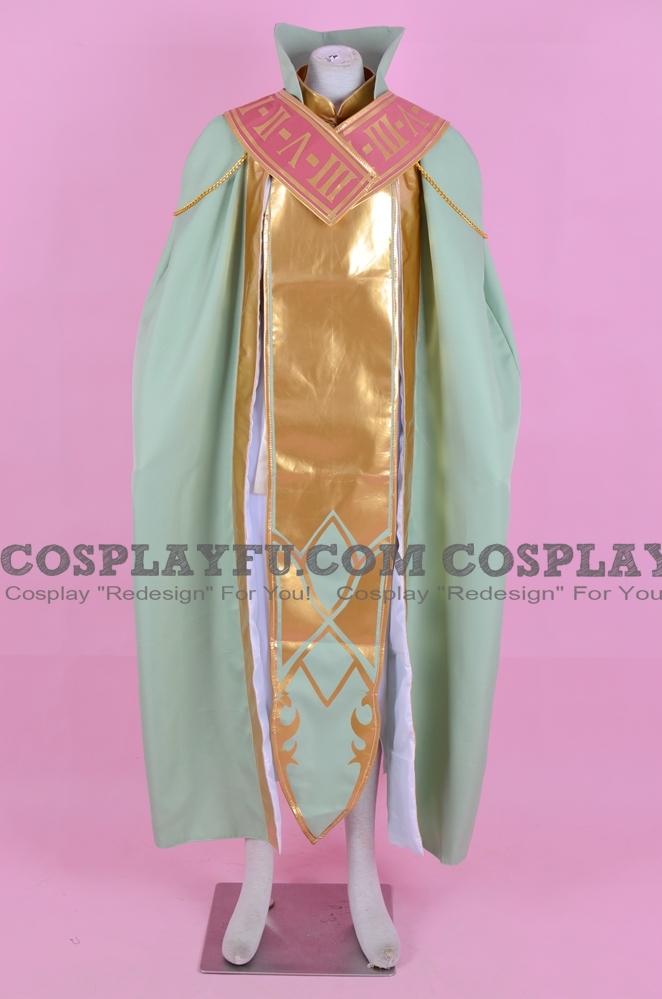 Emmeryn Cosplay Costume (2nd) from Fire Emblem Awakening