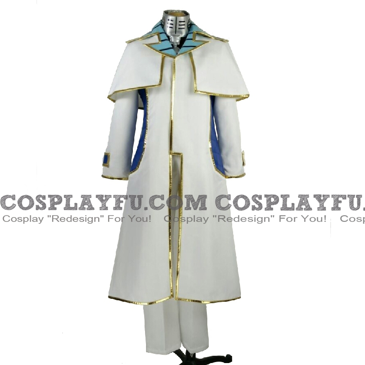 Adolf Cosplay Costume from Terra Formars