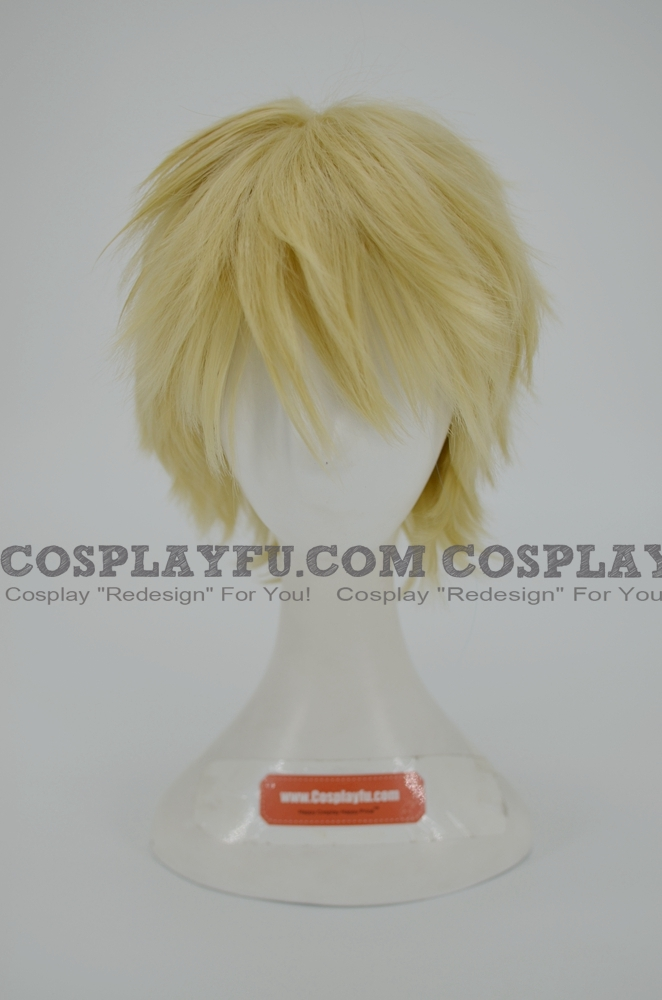 Genos Wig from One Punch Man