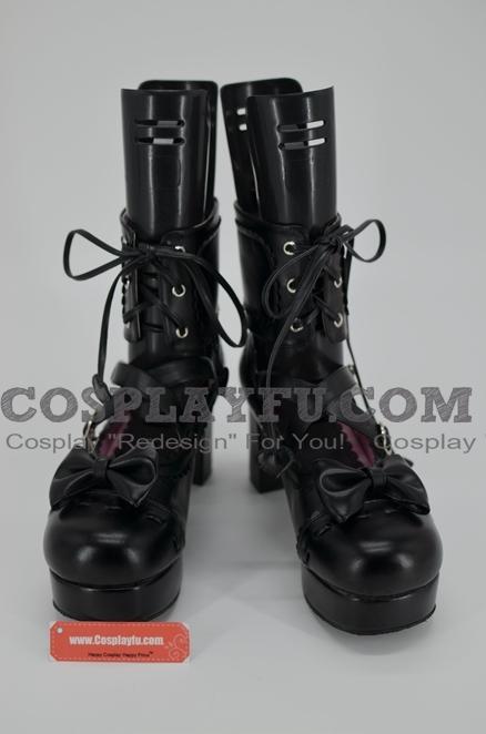 ロリータ 靴 (Florence)