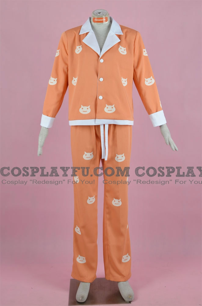 Black Cosplay Costume from Bakemonogatari