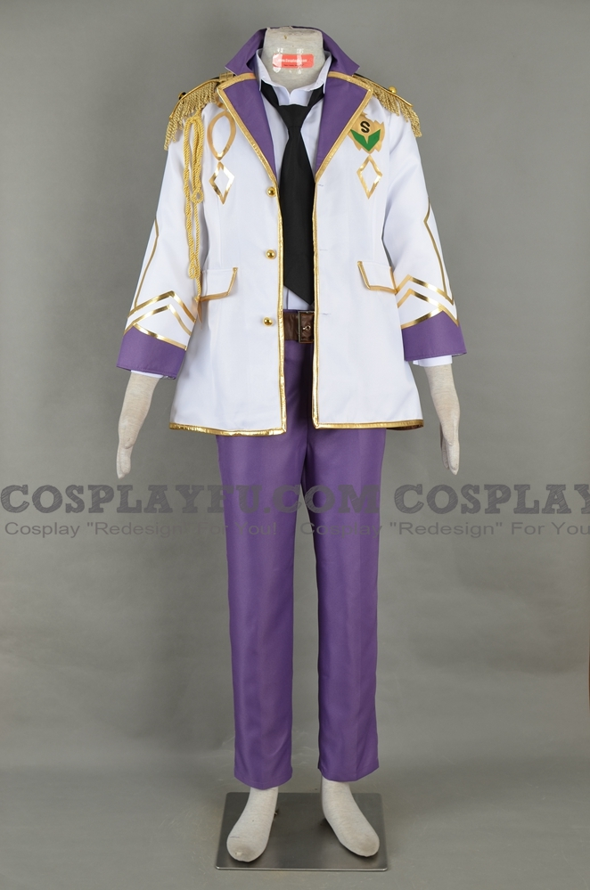 Aoi Cosplay Costume from Magic Kyun Renaissance