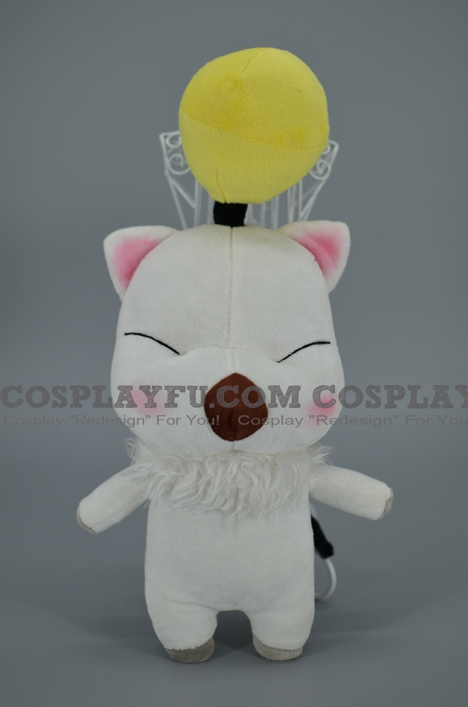 Moogle Plush from Final Fantasy
