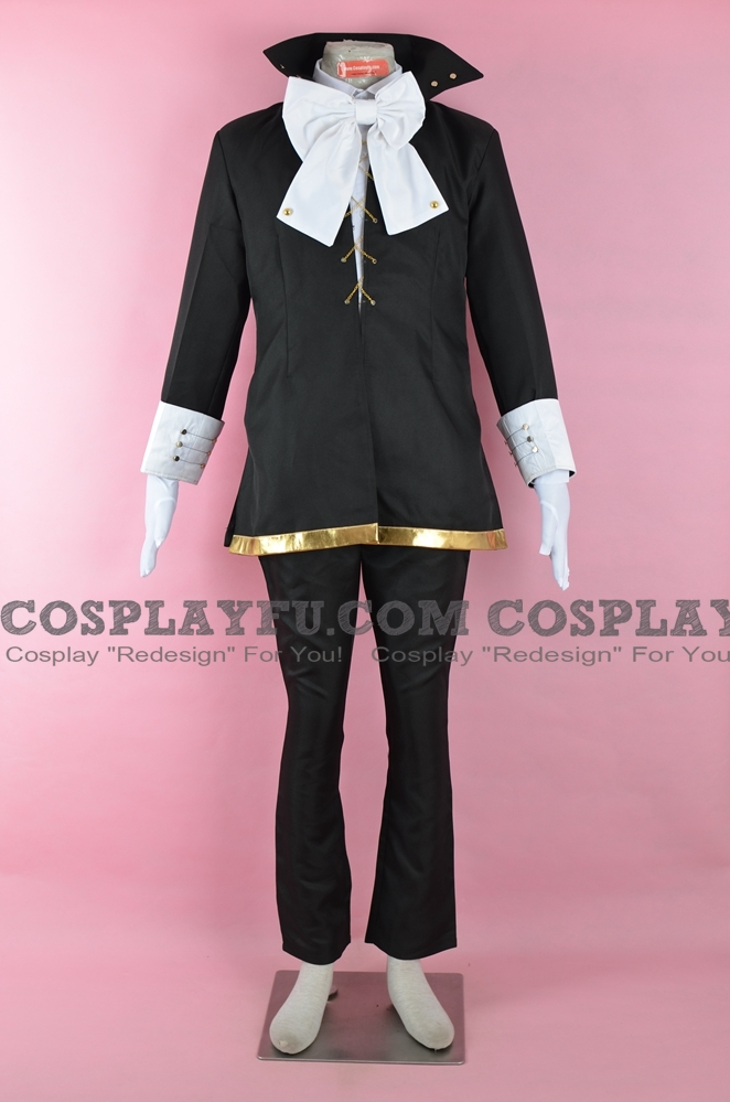 Lest Cosplay Costume from Seraph of the End