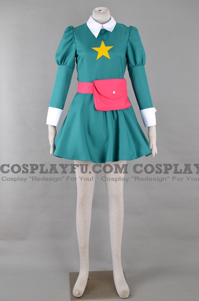 Annie Cosplay Costume from Skullgirls