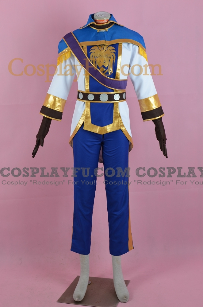 Anduin Cosplay Costume from World of Warcraft