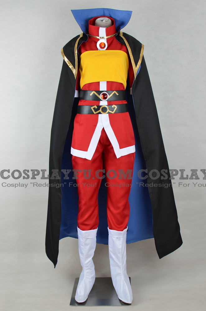 Lina Cosplay Costume (1633) from Slayers