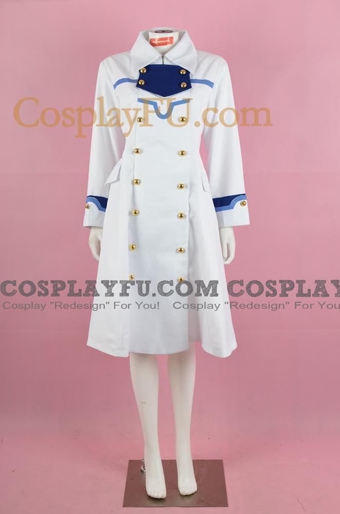 Shirayuki Cosplay Costume (Court Pharmacist) from Akagami no Shirayukihime