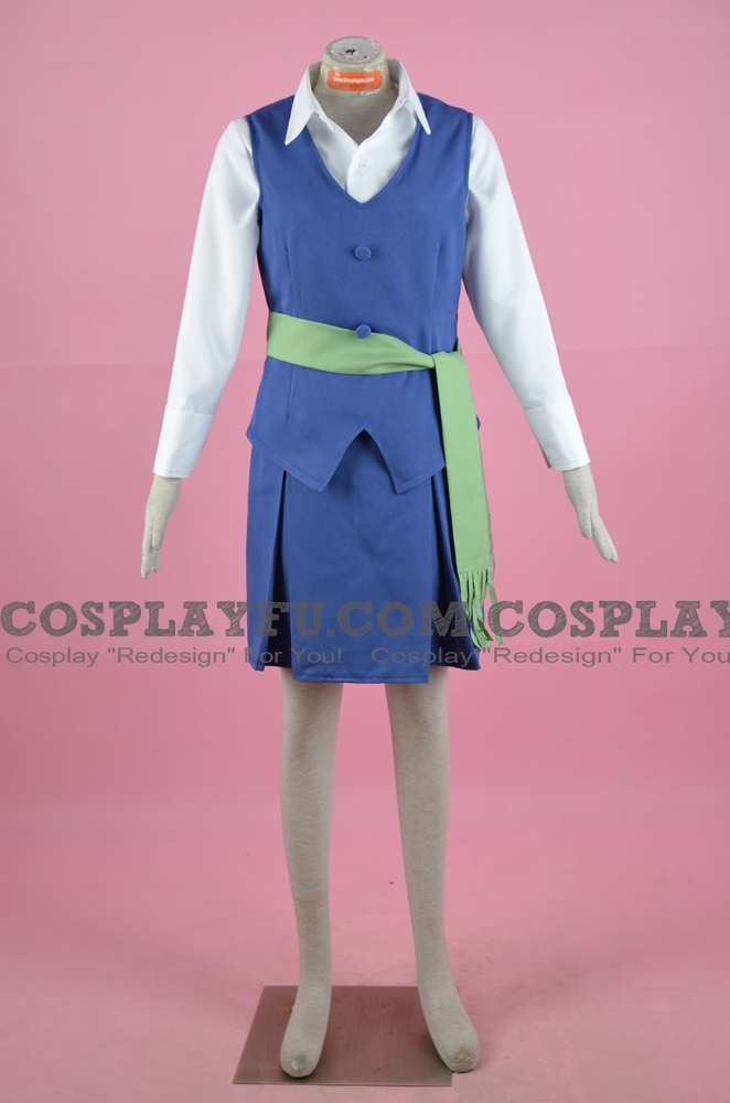Amanda Cosplay Costume from Little Witch Academia