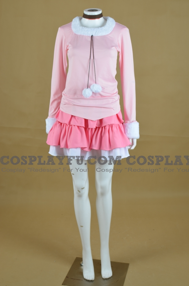 Amy Cosplay Costume from Danball Senki