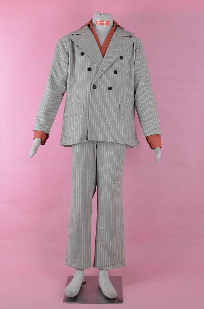 Kiryu Cosplay Costume from Yakuza 0