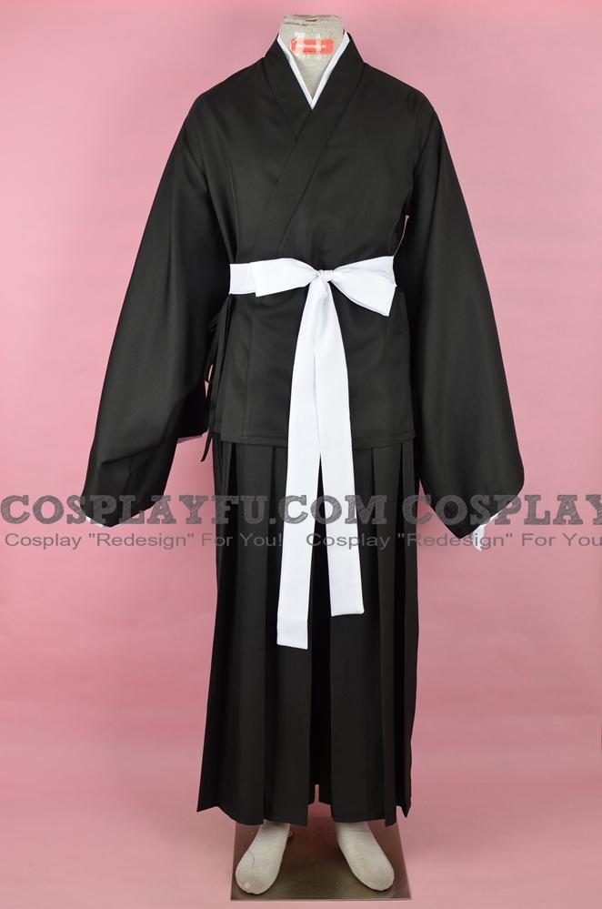 Shinigami Cosplay Costume (Kimono) from Bleach
