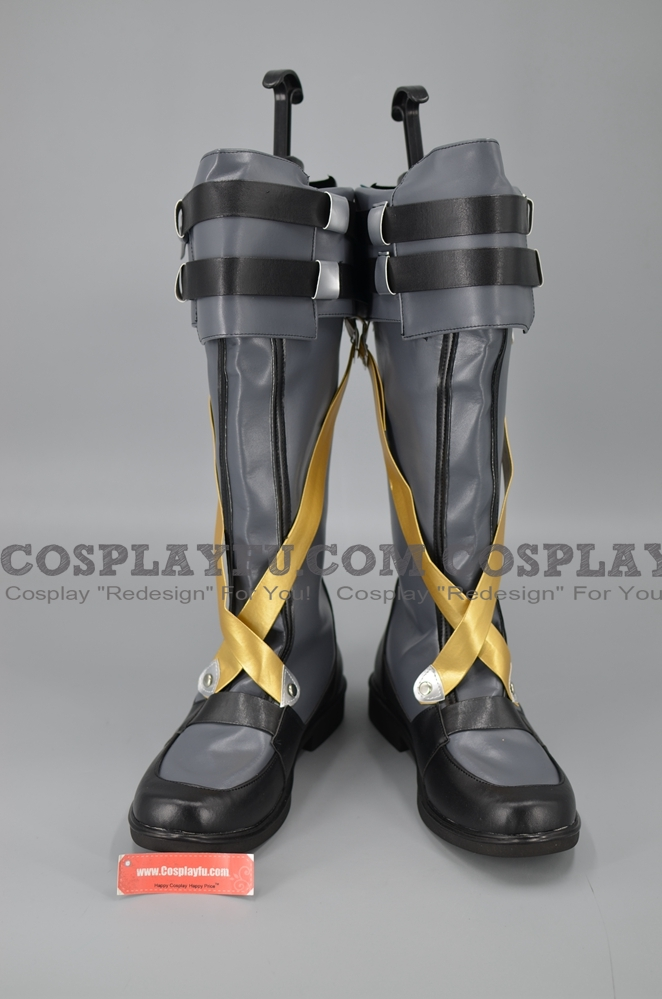 The Legend of Heroes: Zero no Kiseki Lloyd Bannings Schuhe