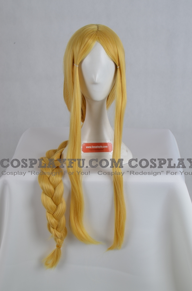 Princess Zelda Wig from The Legend of Zelda