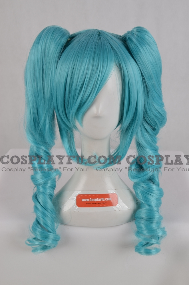 Miku Wig (From the Sandplay Singing of the Dragon) from Vocaloid