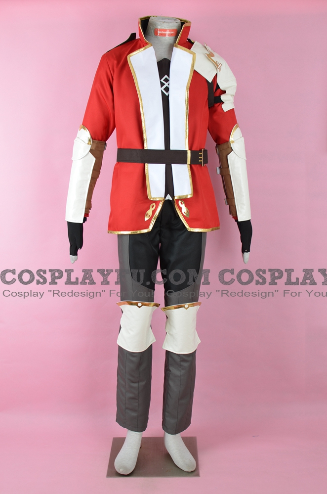 Alto Cosplay Costume (Knight) from Stella Glow