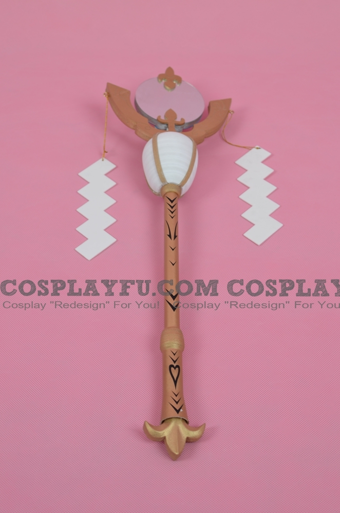 Sakura Staff from Fire Emblem Fates