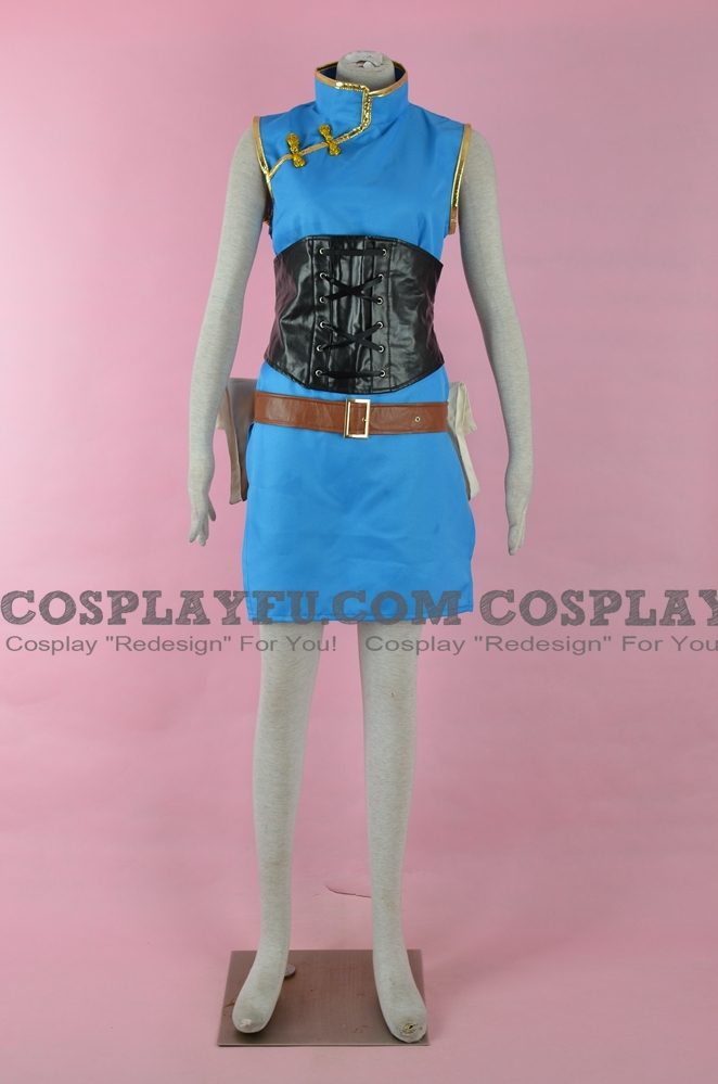 Itsuka Cosplay Costume from My Hero Academia