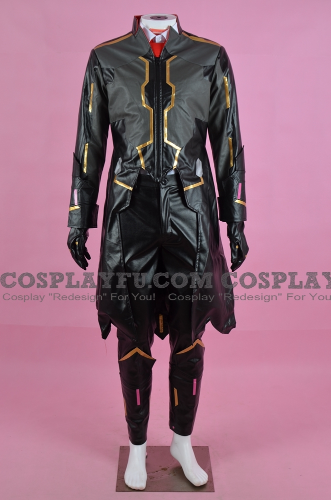 Persona Cosplay Costume (PSO2) from Phantasy Star Online 2