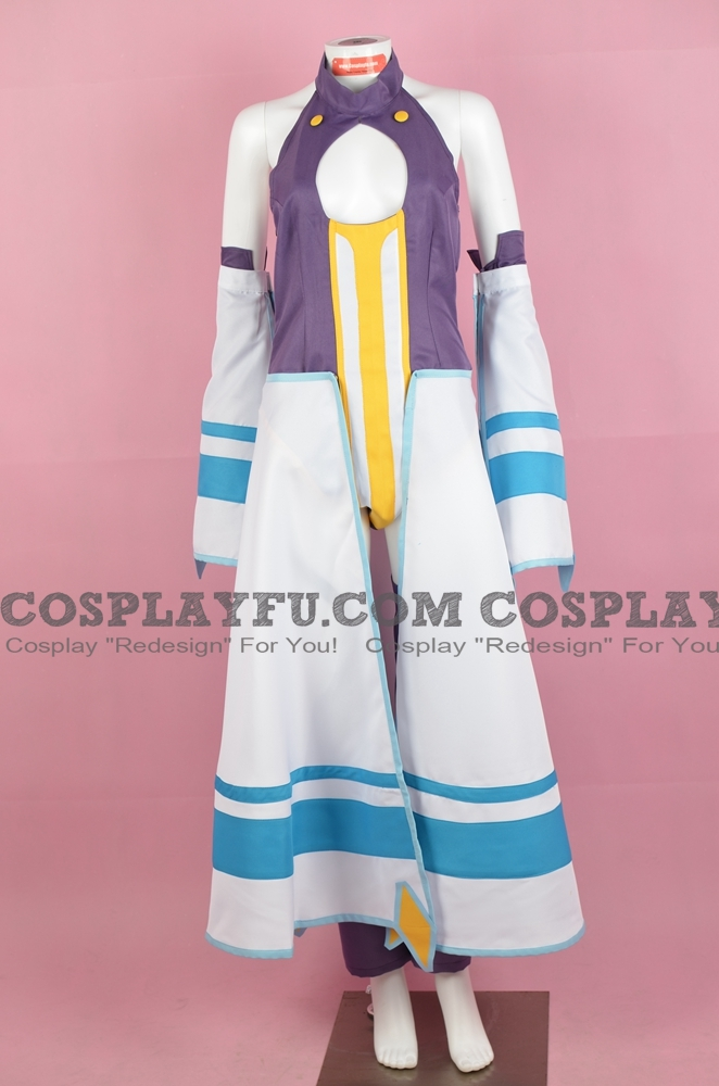 Yufiria Cosplay Costume from Ange Vierge