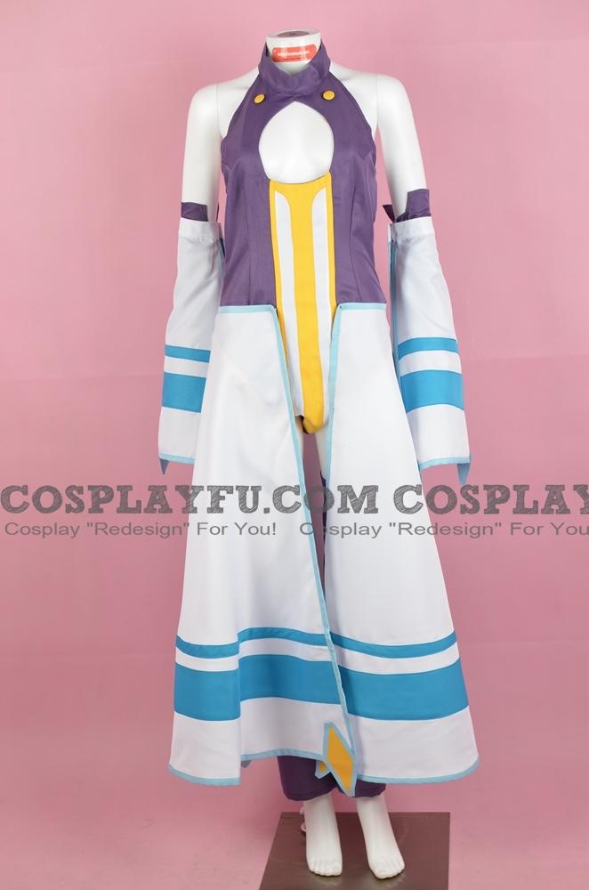 Yufiria Cosplay Costume from Ange Vierge