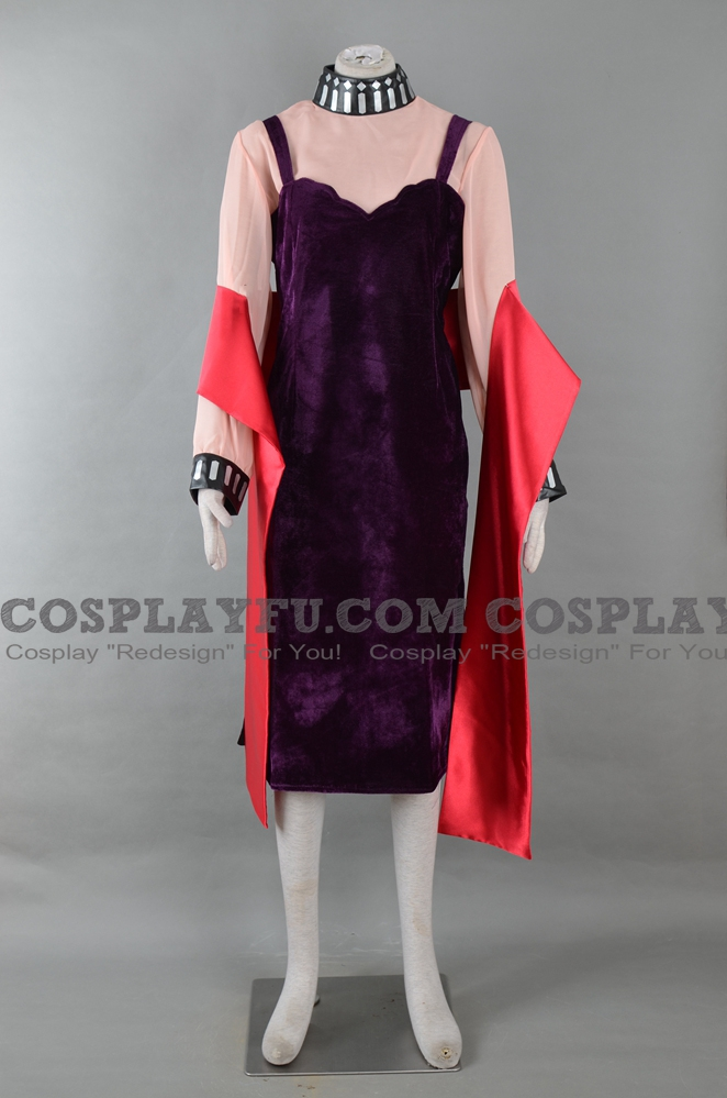 Black Cosplay Costume (1781) from Sailor Moon