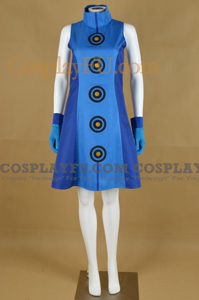 Elizabeth Cosplay Costume from Shin Megami Tensei Persona 3