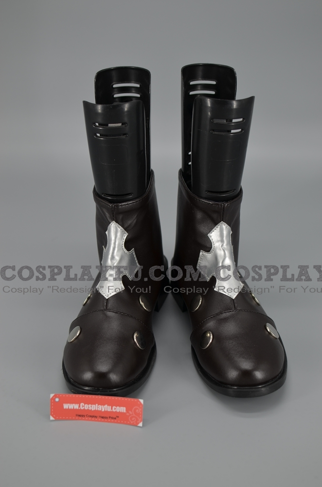 Raven Shoes (Q3984) from Guilty Gear