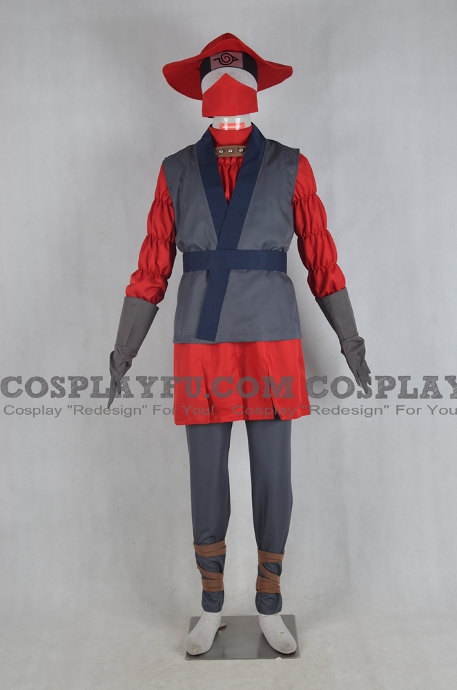 Han Cosplay Costume from Naruto