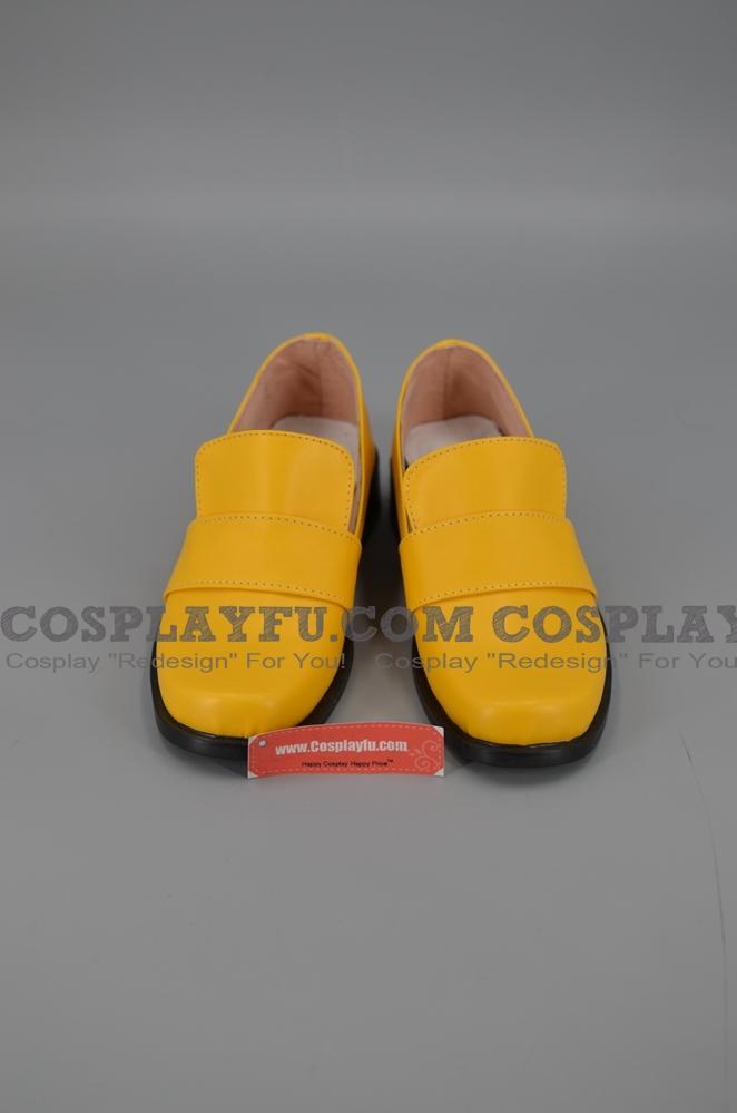 Castlevania Maria Renard chaussures