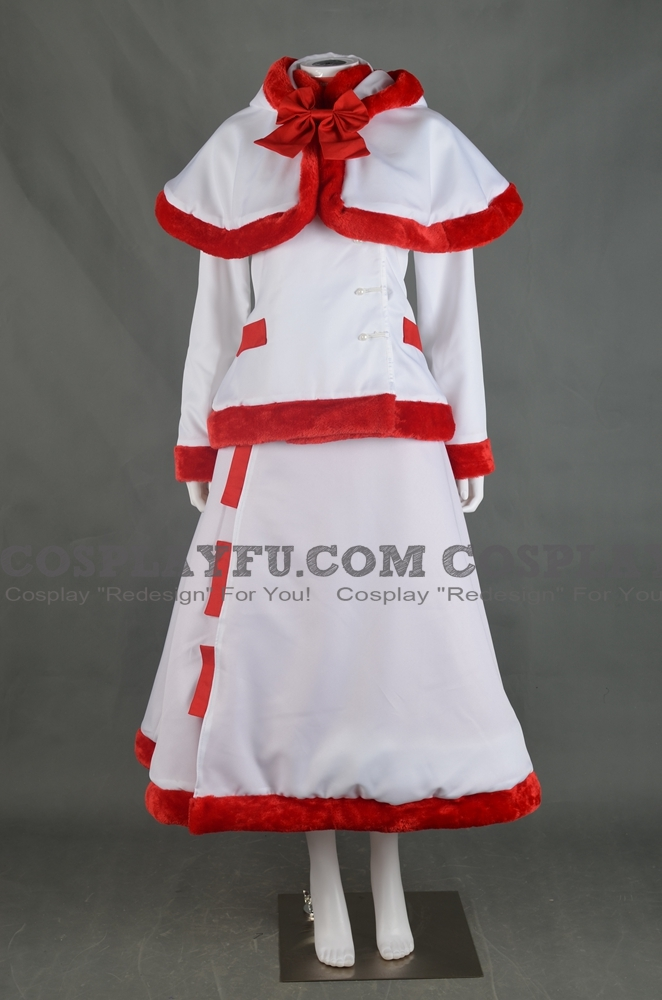 Jeanne Cosplay Costume from Vanitas no Carte