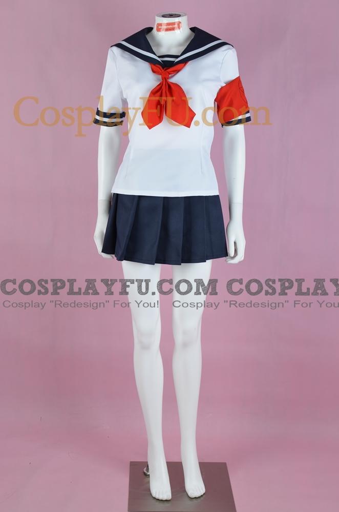 Oka Cosplay Costume from Yandere Simulator