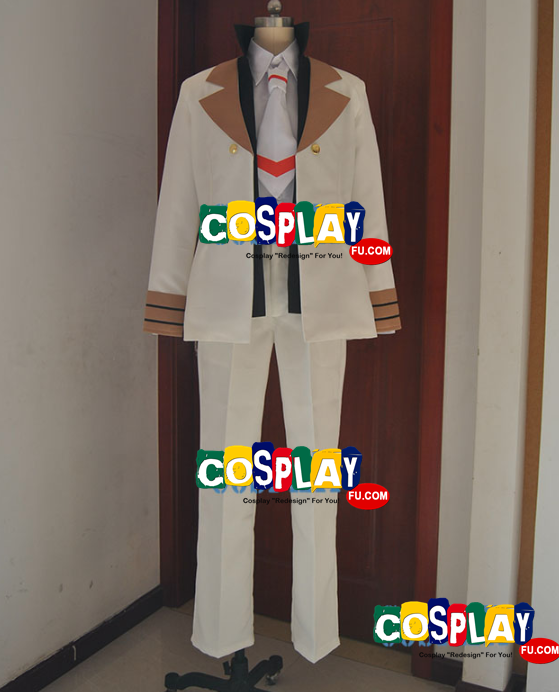 Francis Cosplay Costume from Bungou Stray Dogs