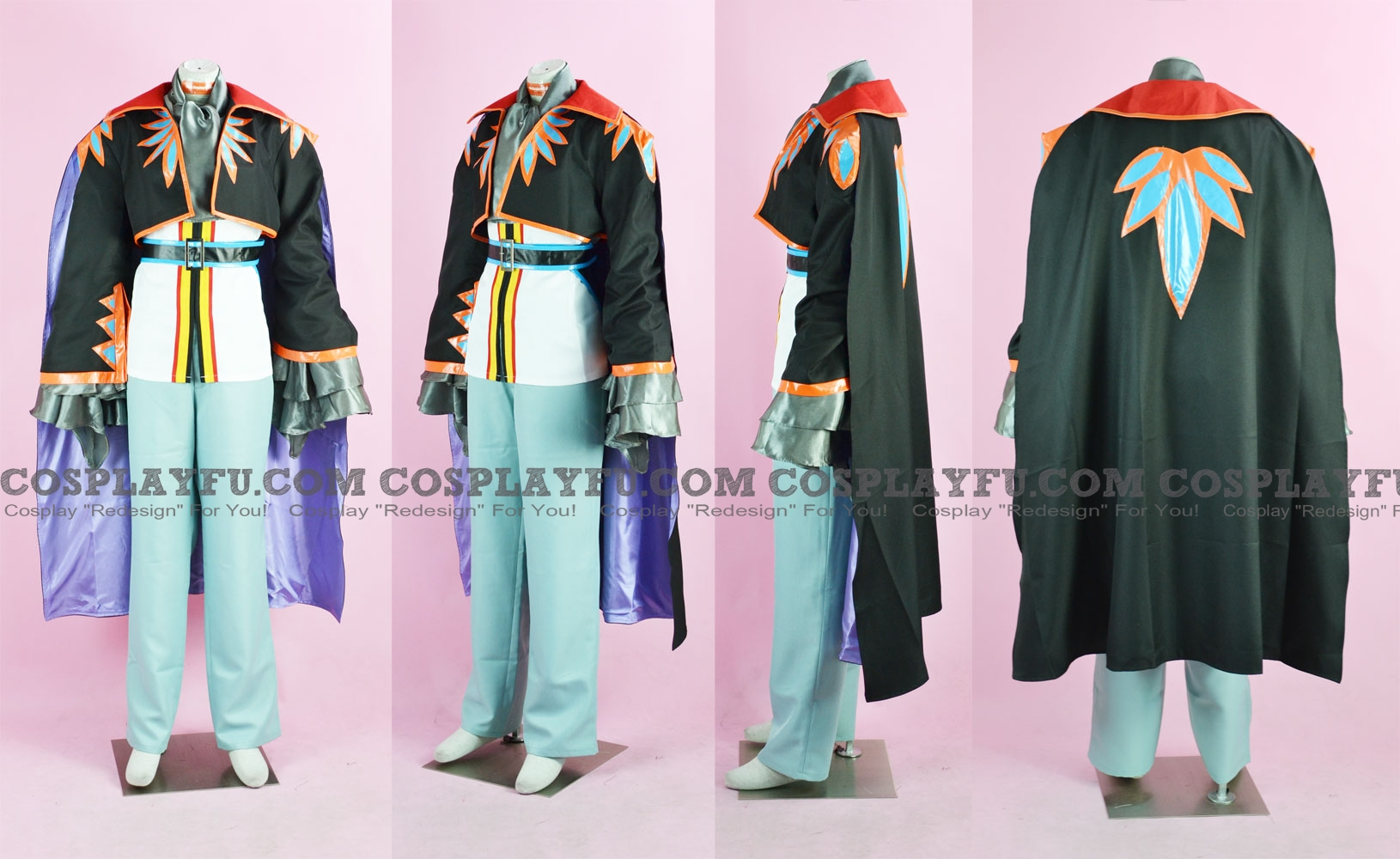 Richard Cosplay Costume from Tales of Graces