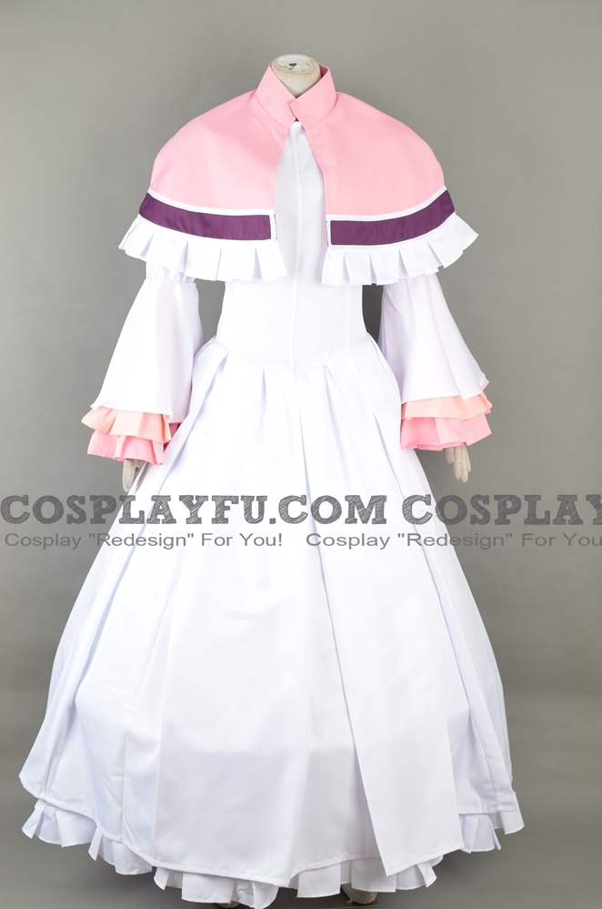 Silver Cosplay Costume from The Ancient Magus' Bride