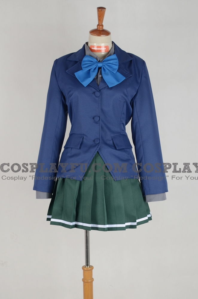 Megumi Cosplay Costume from Accel World