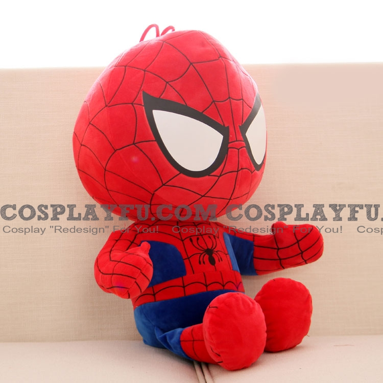 Spider Man Plush from Spider Man