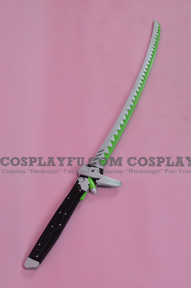 Genji Sword (Long) from Overwatch