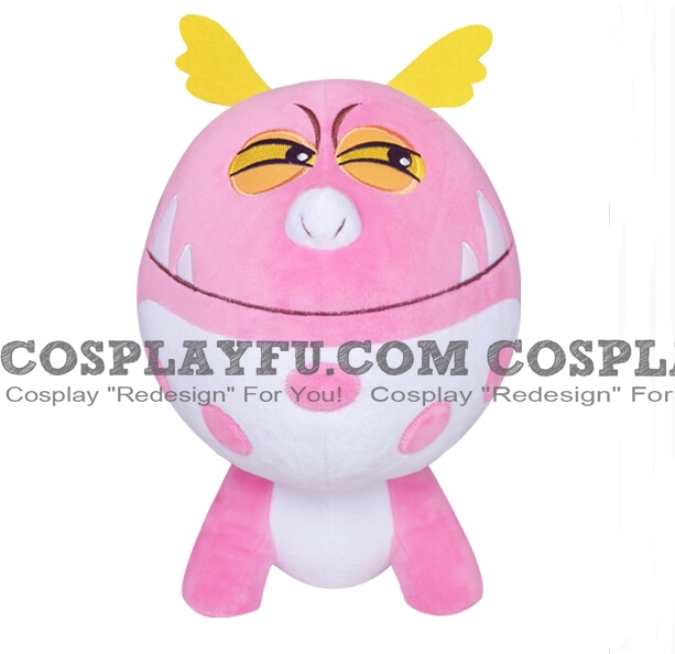 Gronckle Plush from How To Train Your Dragon
