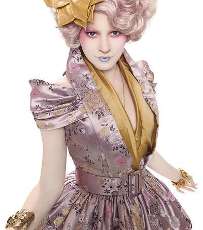 Los juegos del hambre Effie Trinket Disfraz (3rd)